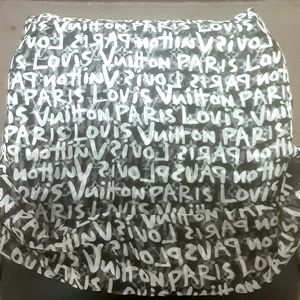 Louis Vuitton Accessories - Louis Vuitton Monogram scarf